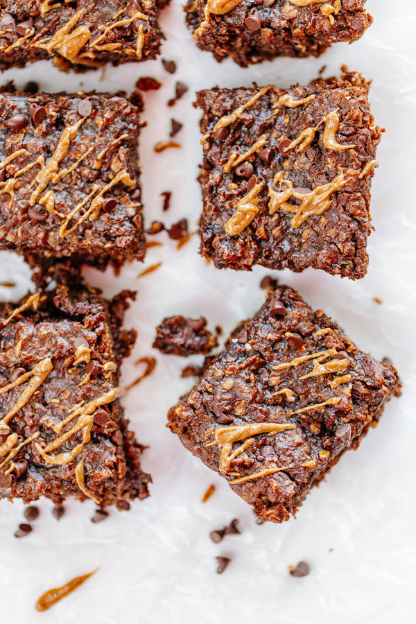 Zucchini Monster Bars