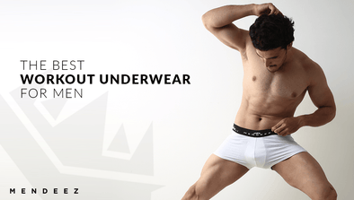 The Best Workout Underwear for Men | MENDEEZ