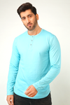 Pring Full Sleeve Henley T-Shirt