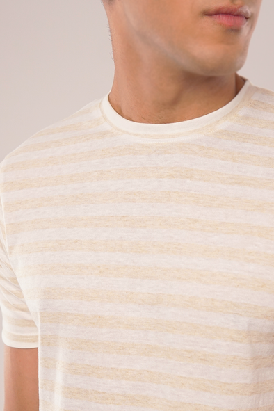 Clod Crew Neck T-Shirts - Olive Green (4793774669933)