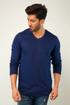 Calamity V-Neck Full Sleeve T-Shirt