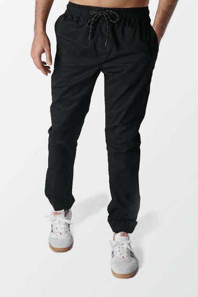 Jogger Pants Slim fit - Black
