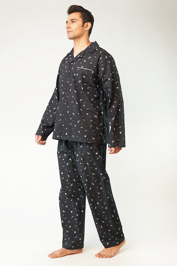 Battle space Pajama Set