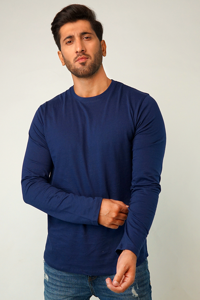 Night Full Sleeve T-Shirt