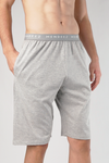 Snugger Shorts - Heather Grey