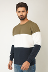 Belltro Fleece Crew Sweatshirt