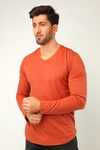 Tawny Full Sleeve T-Shirt