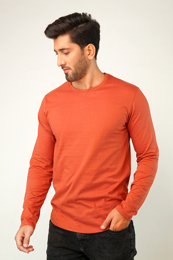 Fire Full Sleeve T-Shirt