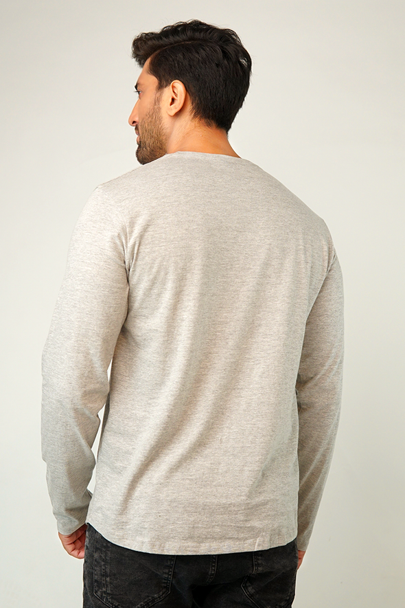 Heron Full Sleeve T-Shirt
