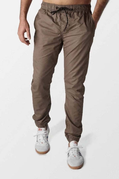 Jogger Pants Slim fit  - Brown