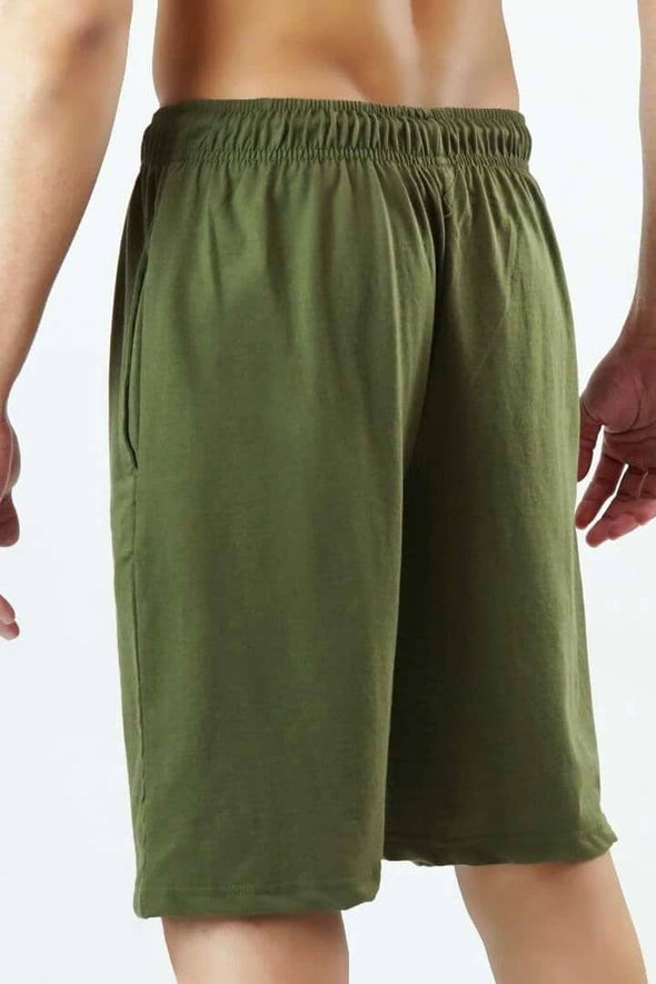 Casual Shorts - Green - MENDEEZ (3997304389741)