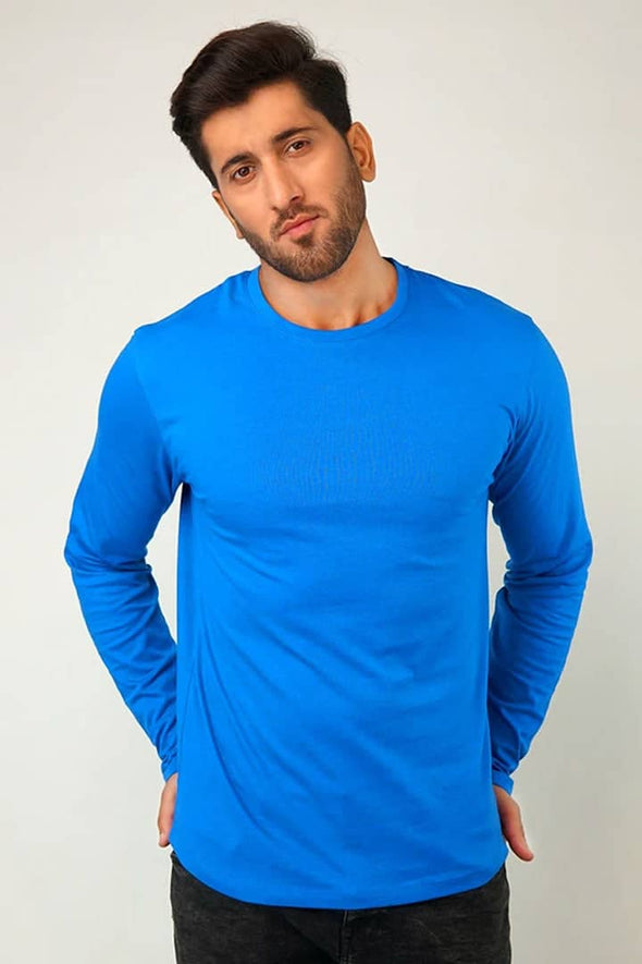 Pack of 3 - Full Sleeve Crew Neck T-Shirt