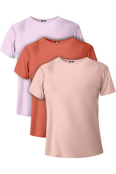 Pack of 3 - Crew Neck Tshirt
