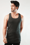 Mink Tank Top - Charcoal - MENDEEZ (4791107715181)