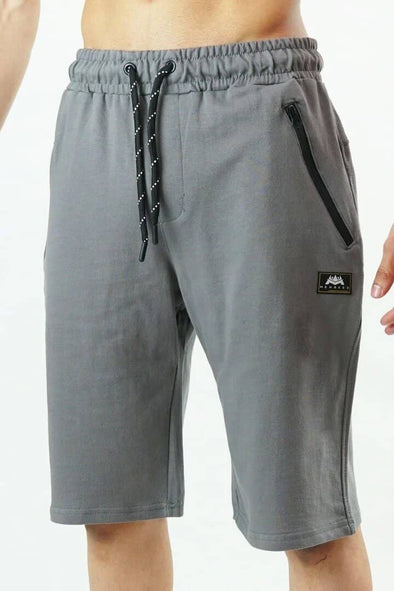 Premium Grey Shorts - MENDEEZ (4273936334957)
