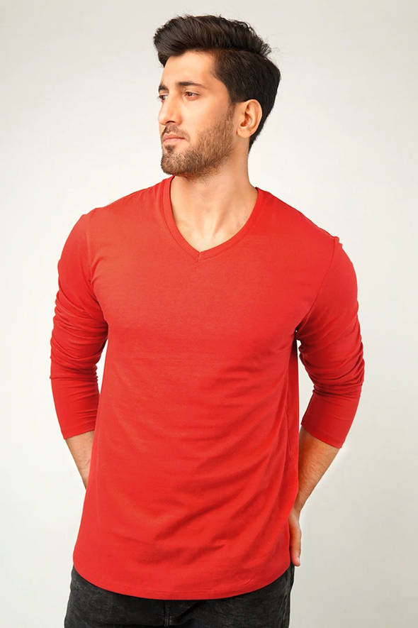 Blood Full Sleeve T-Shirt