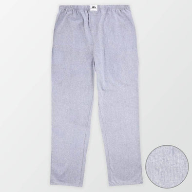 Woven Pajama Pants – Light Blue - MENDEEZ