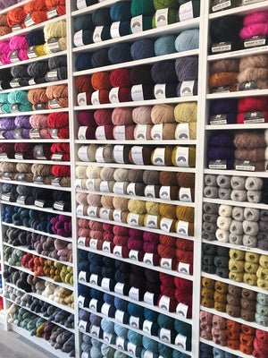 worsted yarn in toronto