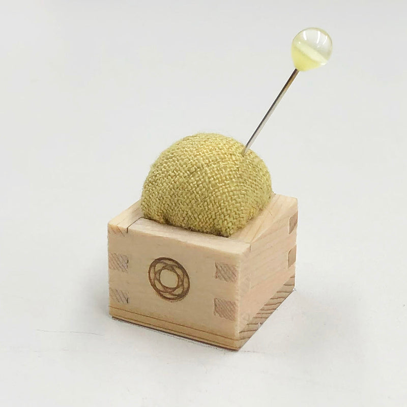 Pincushion of Mini Masu by Cohana