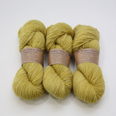 Lichen and Lace -Rustic Heather Sport Weight