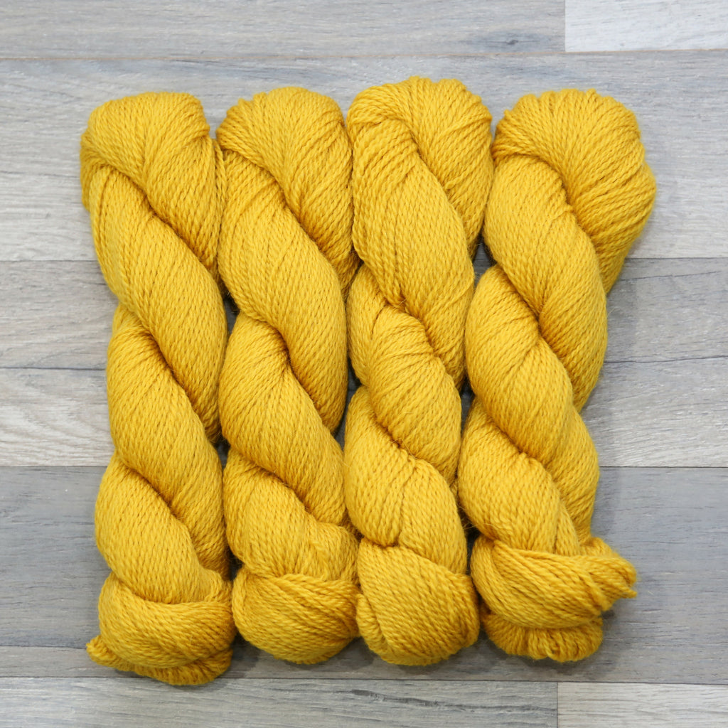 Kelbourne Woolens Andorra Sport yarn made in Peru with Merino Wool, Highland Wool and Mohair blend