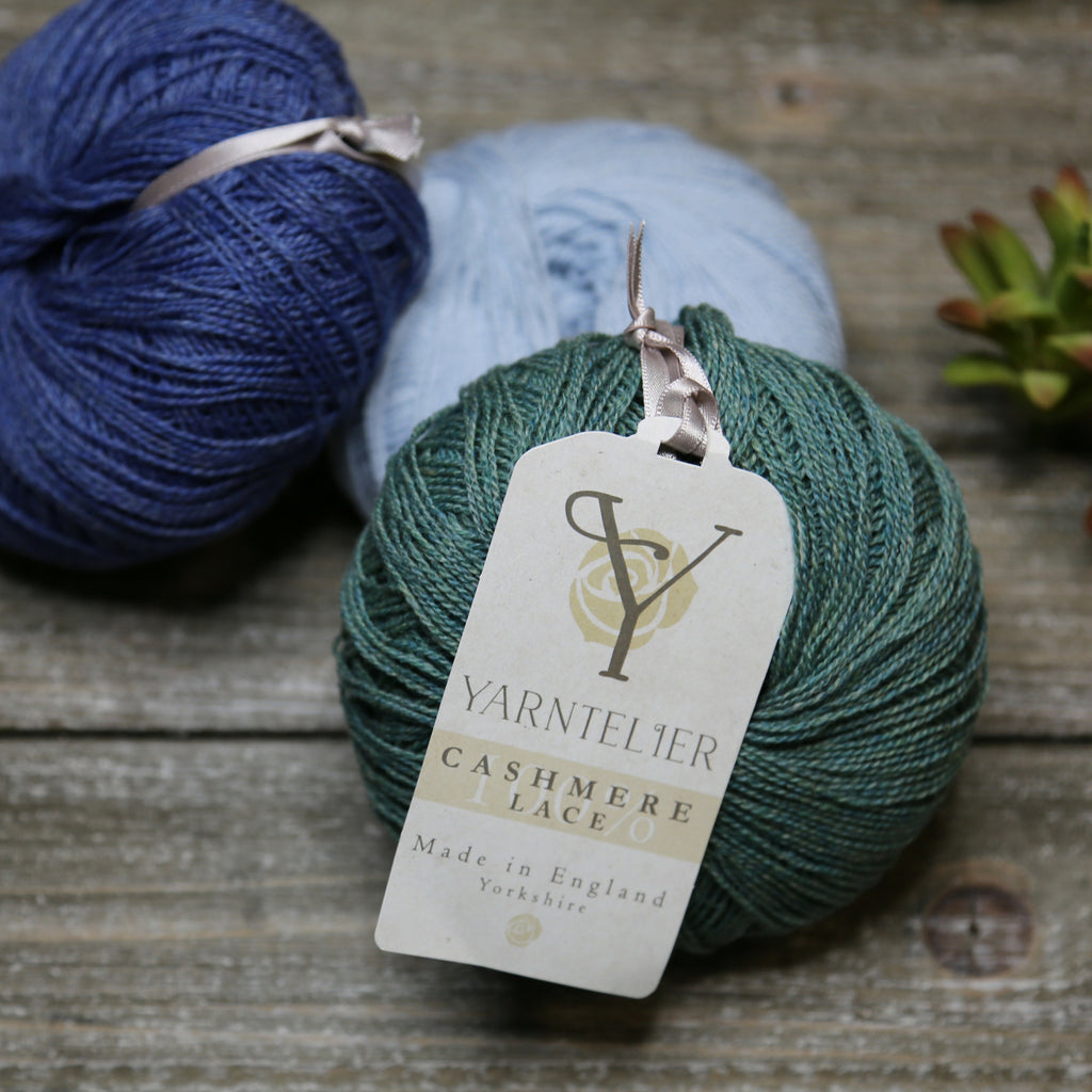 Yarntelier - Cashmere Lace