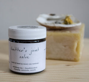 Sunflower Knit - Knitter's Joint Salve