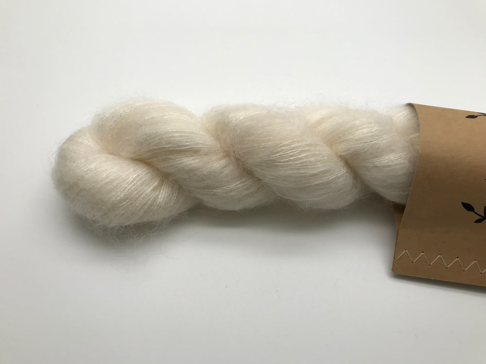 Natural Mohair
