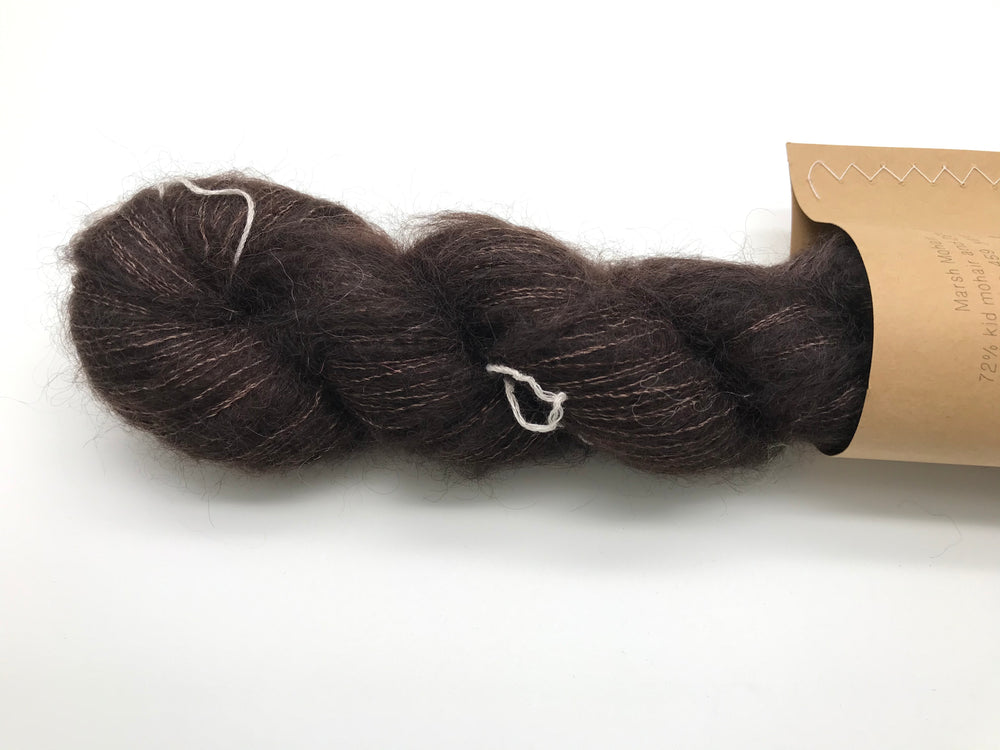 Black Walnut Mohair
