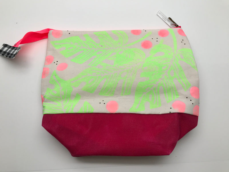 Crista Jaeckel - Small Zipper Pouches