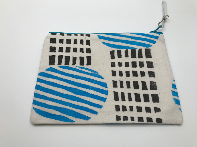 Zipper Notion Pouch Knitted Purse Toronto