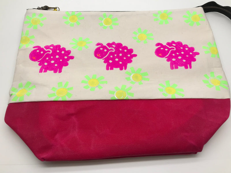 Crista Jaeckel - Large Zipper Bags
