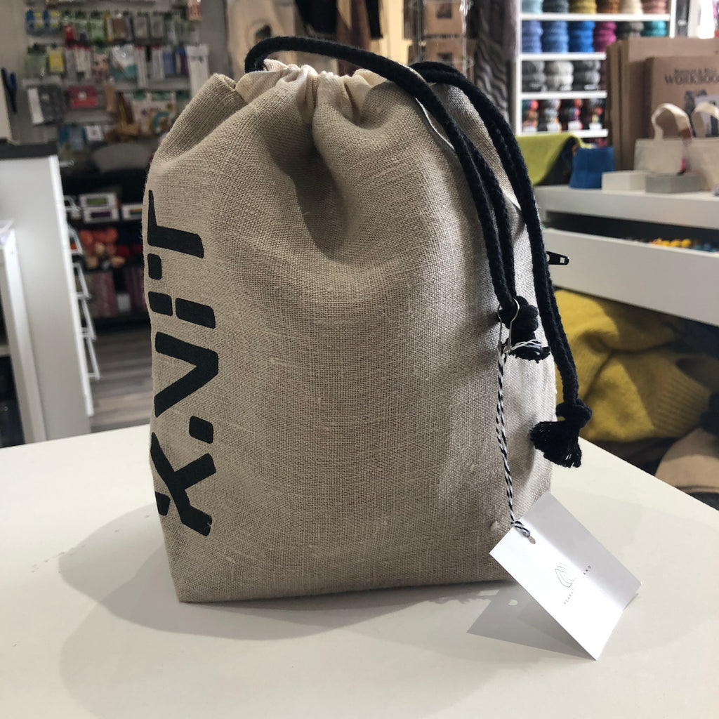Small Drawstring Bag by Pearadise Island