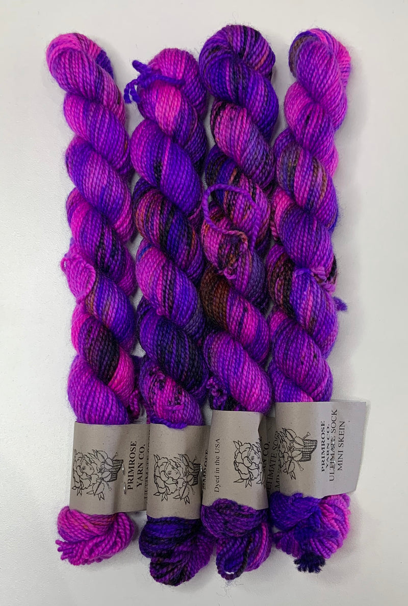 Primrose Yarn Co. Ultimate Sock Minis