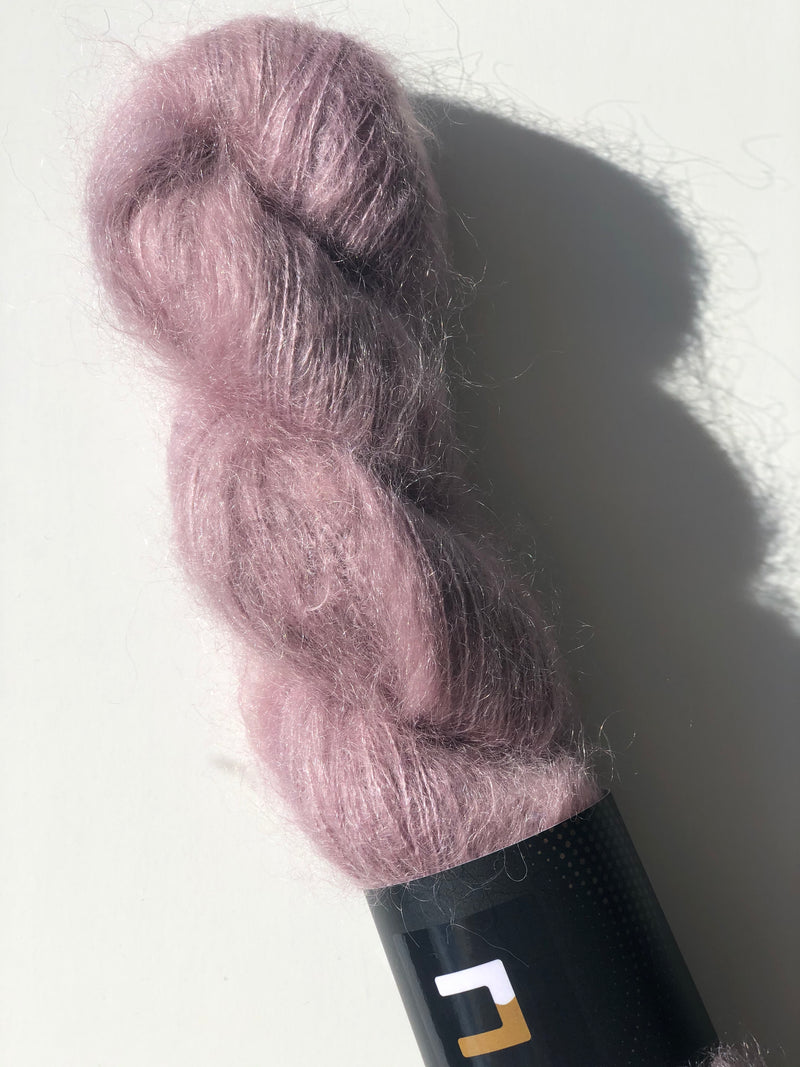 Dyed by Delz Silk Mohair