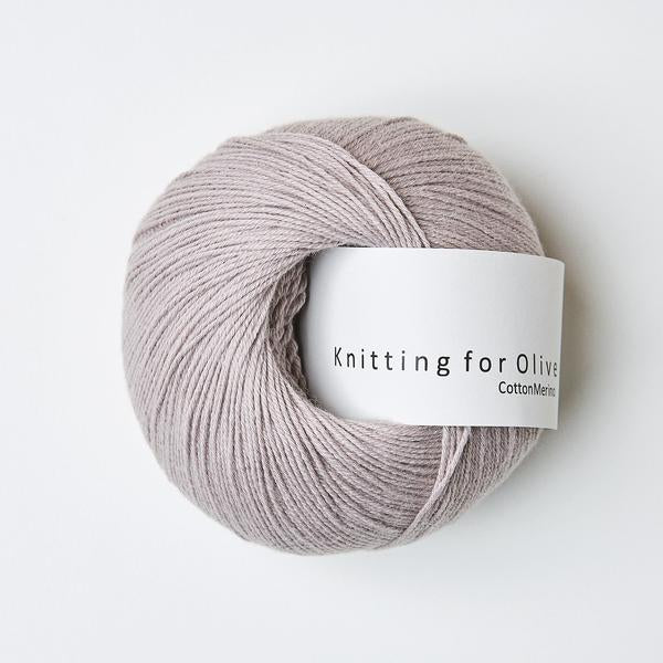 Knitting for Olive: Cotton Merino