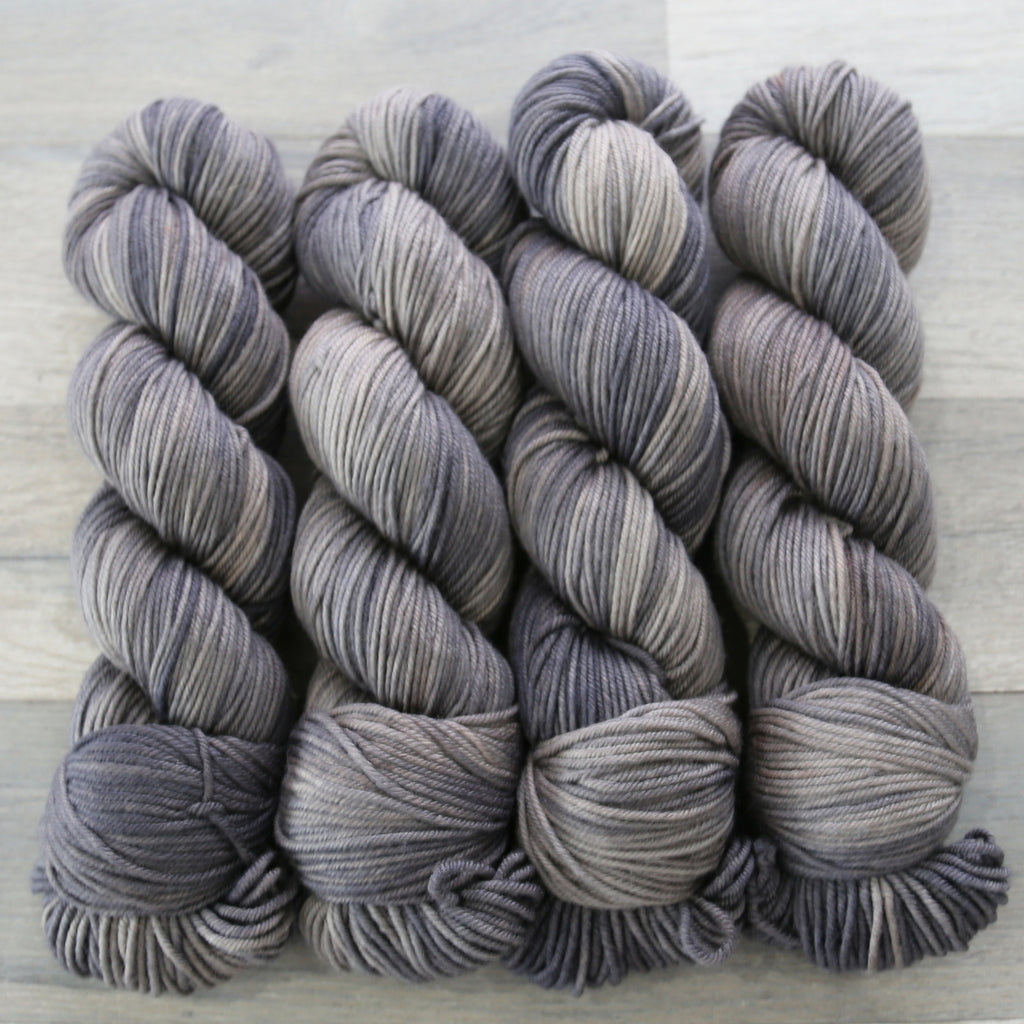 Primrose Yarn Co. Classy DK from 100% Superwash Merino wool made in USA
