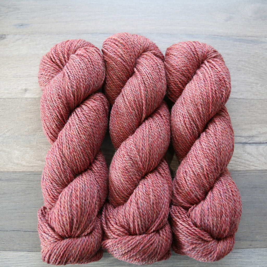 Kelbourne Woolens Scout DK yarn made with 100% Wool in Peru