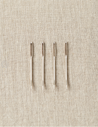 Bent Tip Tapestry Needles