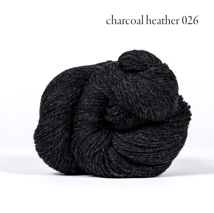 Charcoal Heather 026 SC