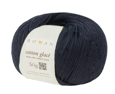 Rowan - Cotton Glacé Combed Cotton Yarn