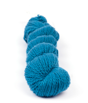Myak - Tibetan Cashmere Pop Colours Fingering-Lace Blue Yarn