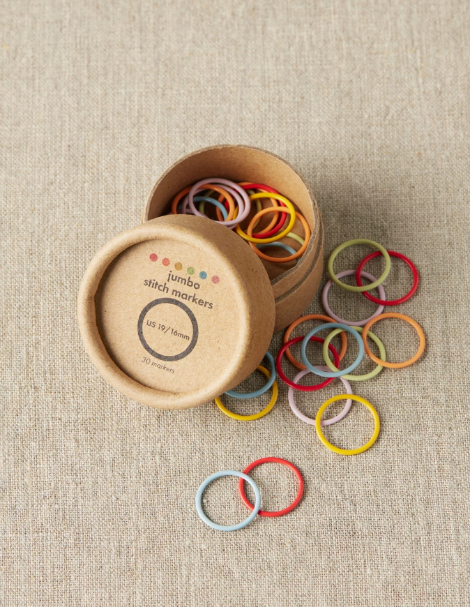 Coloured Ring Stitch Markers