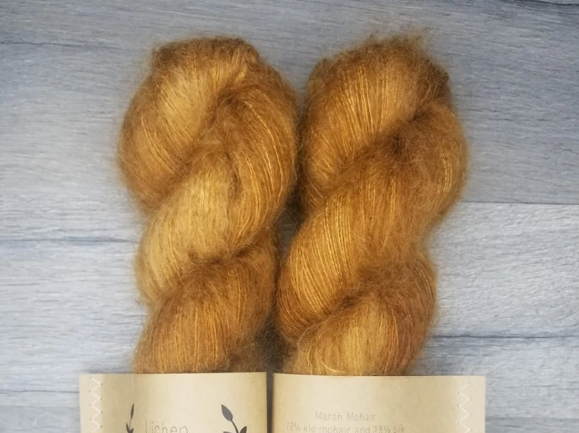 Ginger Snap Mohair