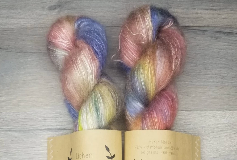 Marsh Lily Mohair
