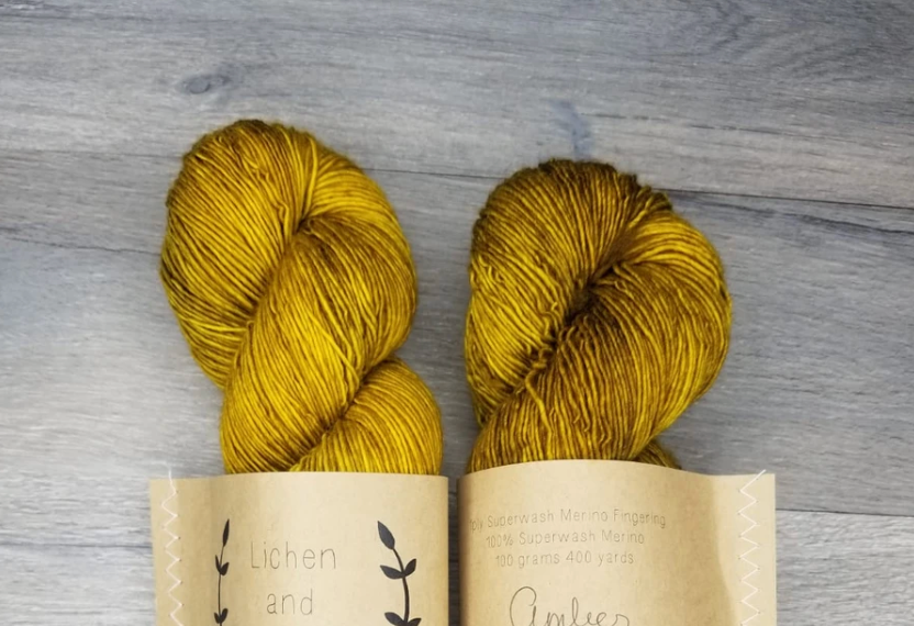 Amber 1 Ply