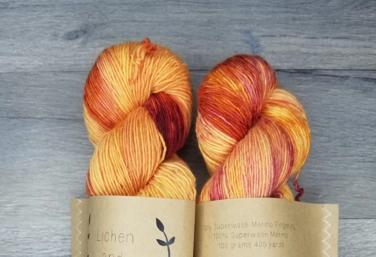 Day Lily 1 Ply