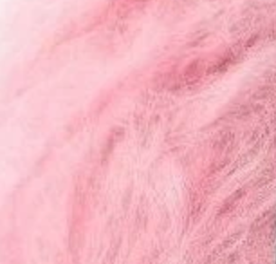 Pretty in Pink Mohair