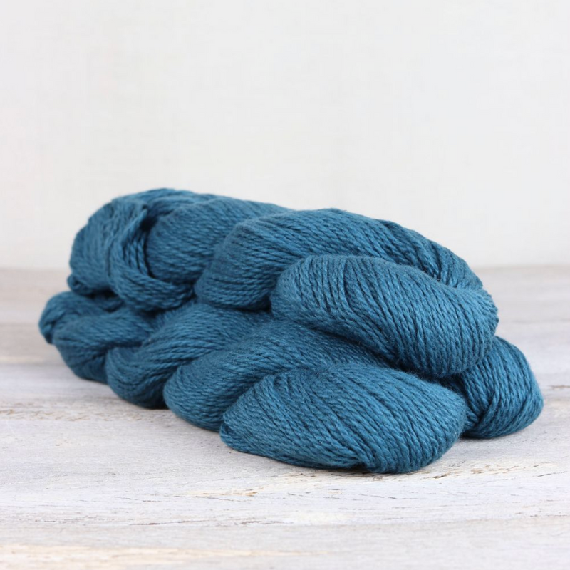 The Fibre Co. - Luma DK Blue Knitting Yarn