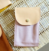 plystre medium needle case dusty pink